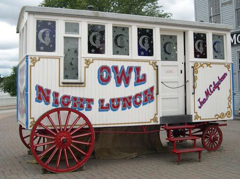 Night Owl Lunch