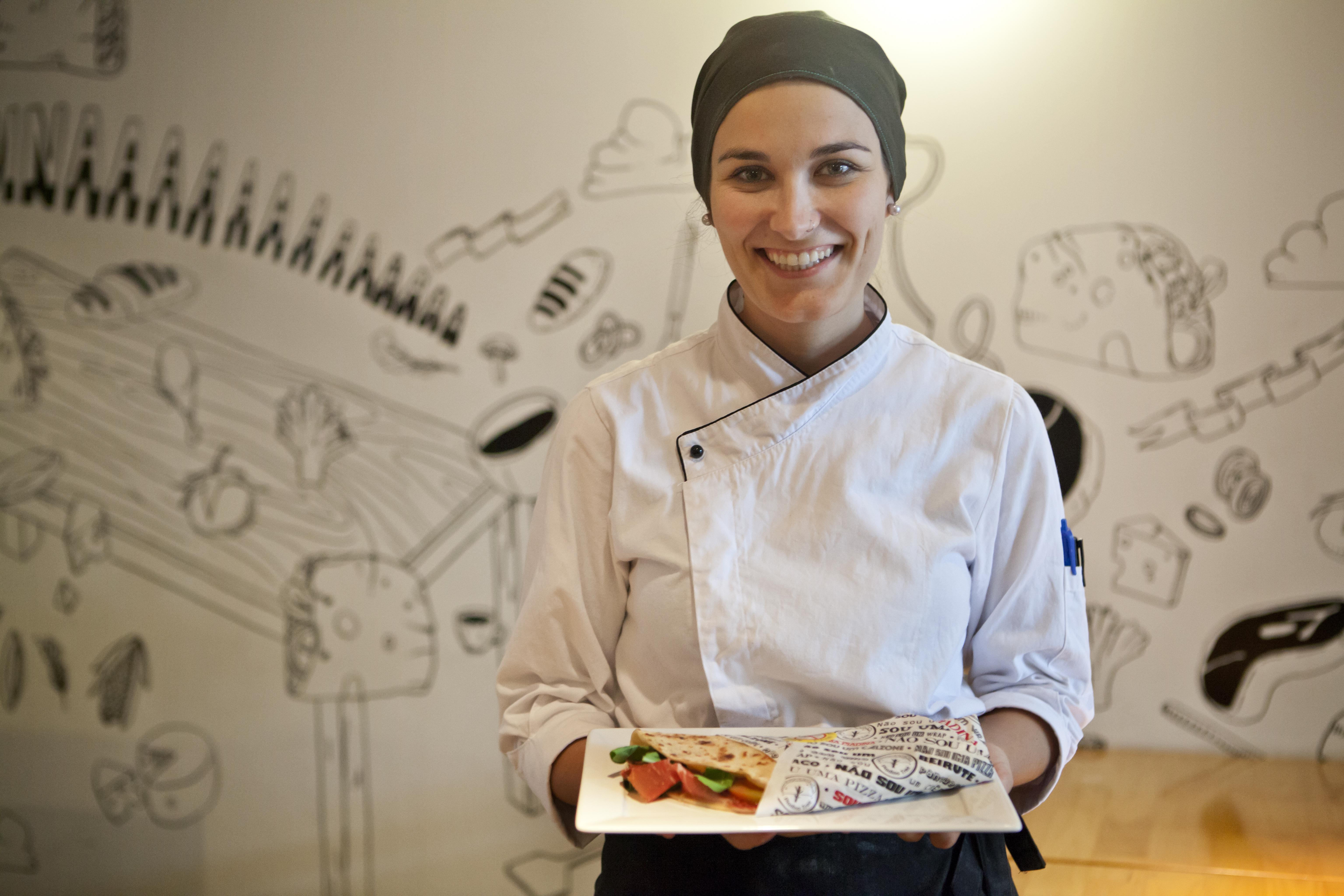 Chef Naroa Nadales