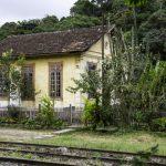 Casas de funcionários da Estrada de Ferro