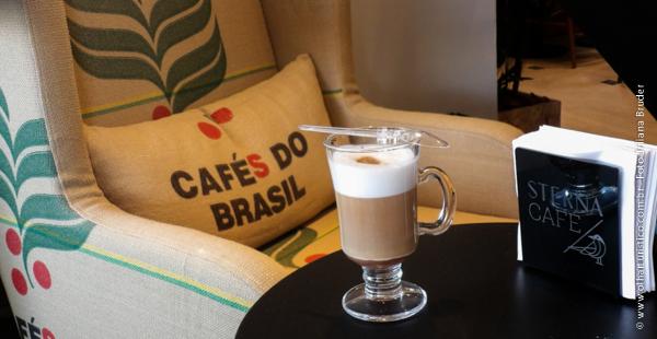 merchandise de café do brasil