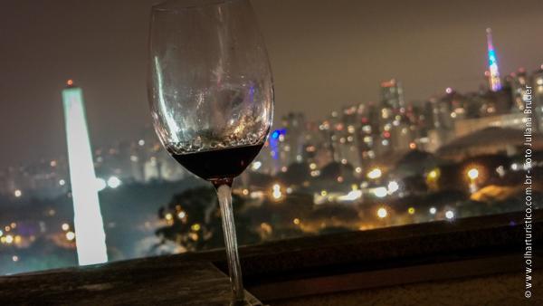 Skyline de São Paulo