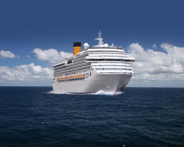 navio de cruzeiro