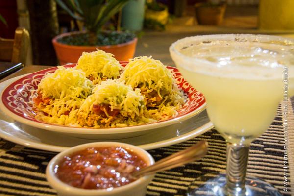 refeição mexicana